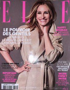 Read more about the article Parution dans le magazine ELLE