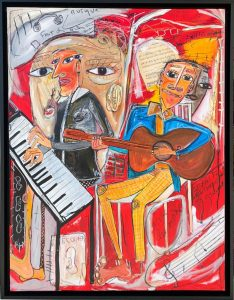 Read more about the article Rencontre – Martine Coloos, artiste peintre – Samedi 18 juillet