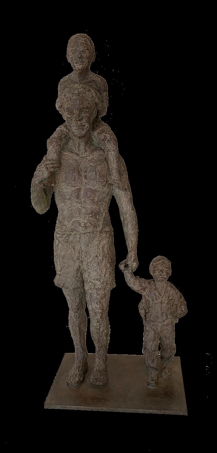 Famille - 38cm