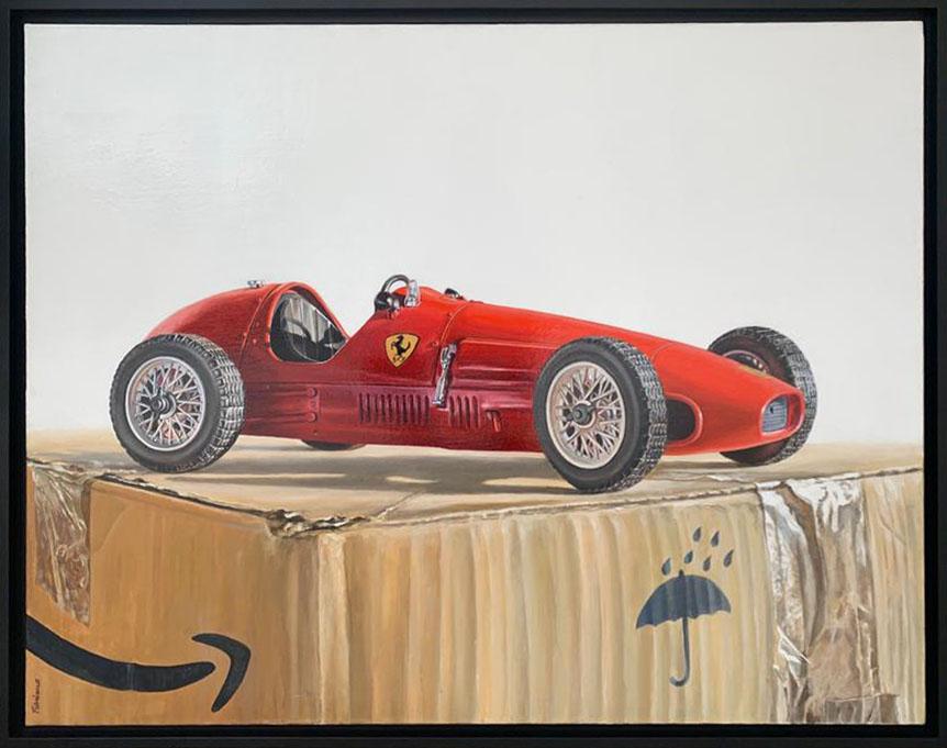 Ferrari 500 - 102x81