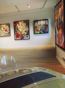 Exposition – Martine Coloos – Le Castel au Luxembourg – 07.09.20 au 27.09.20