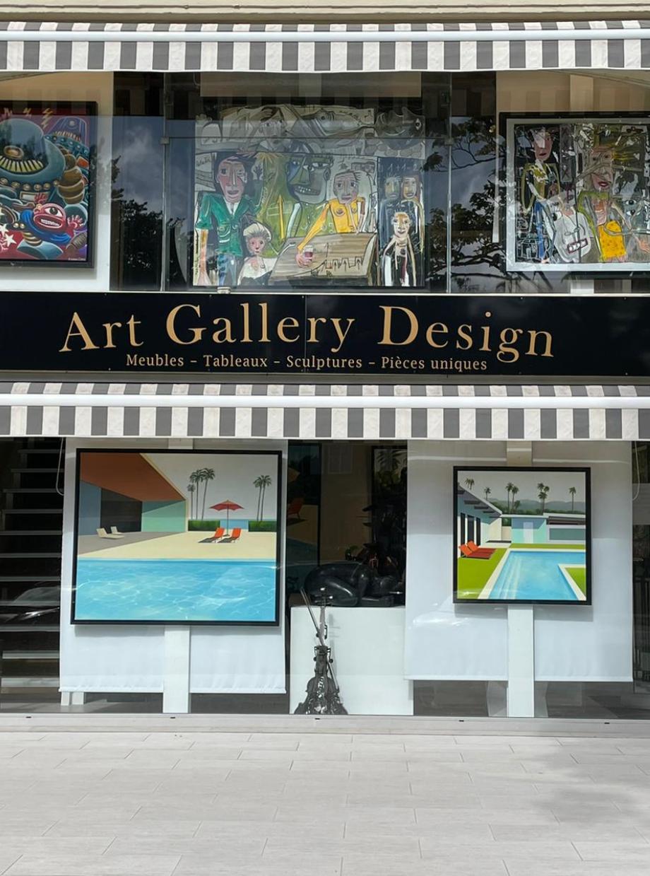 Réouverture de la galerie